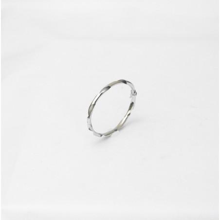 Bracelet Darielle - Or blanc
