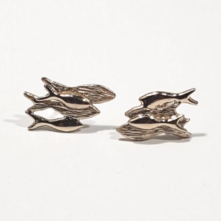Boucles d'oreilles Flavine - Or
