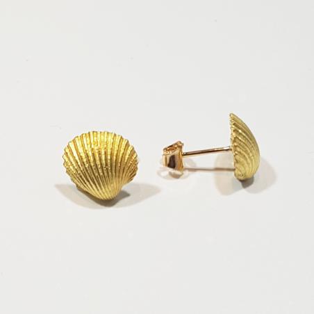 Boucles d'oreilles Flamira - Or
