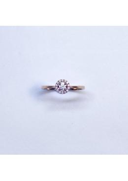 Bague Ambrosia - Diamants et or